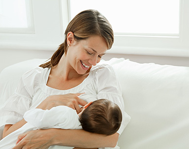 Support on breastfeeding<br>&nbsp;