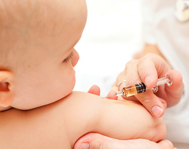 Preventive medicine and vaccination according to national immunization program